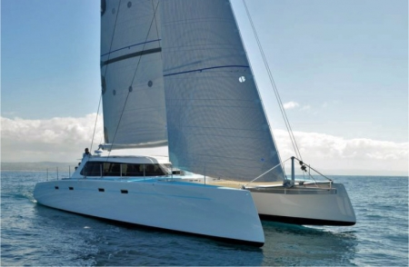 Caribbean Sailing Cruises Catamaran