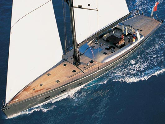 Caribbean Sailing Cruises Yacht