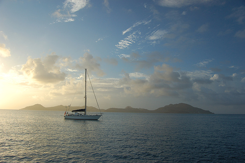Caribbean Sailing St Kitts