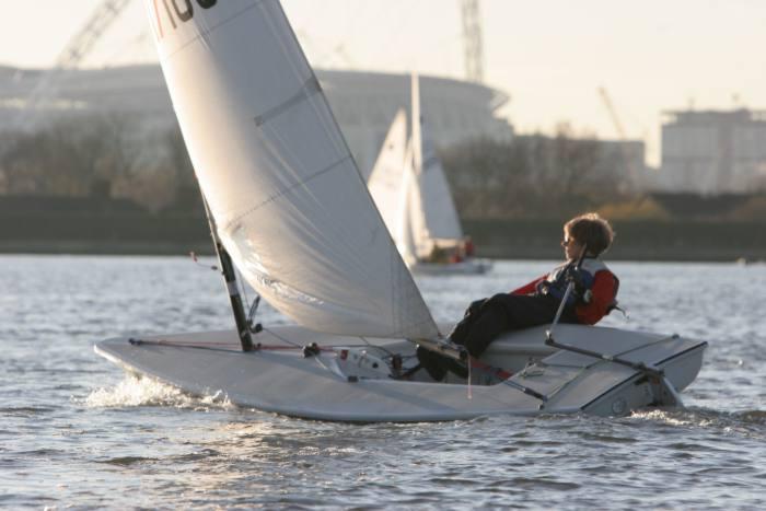 Laser Sailboats