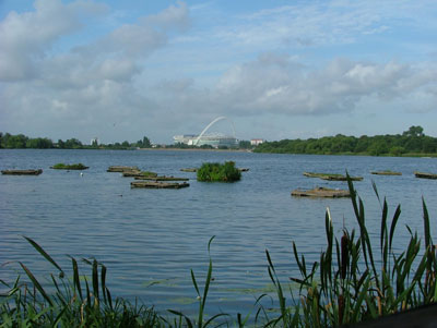 The Welsh harp