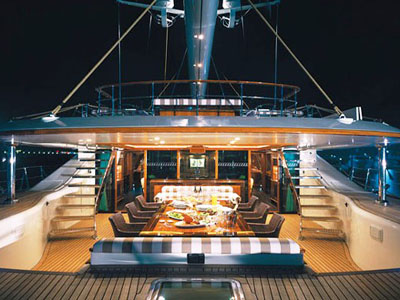 Caribbean Sailing Cruises Luxury