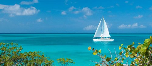 Caribbean Sailing View
