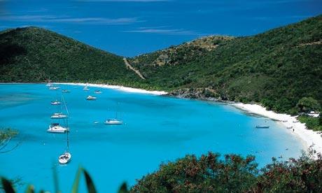 Caribbean Sailing Yacht Island
