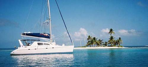 Caribbean Sailing Yacht