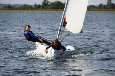 RYA Junior Dinghy Courses