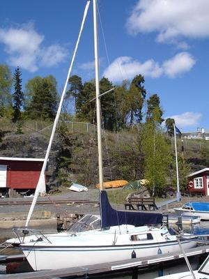 My new sailboat !