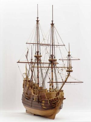 A model of a Fluyt