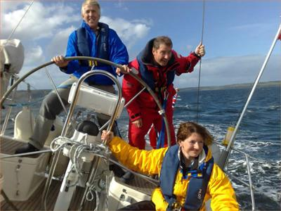RYA Competent Crew, Day Skipper, Coastal Skipper, Yachtmaster and Much More!