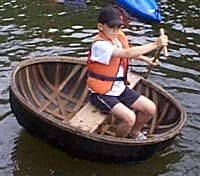 A Modern Coracle
